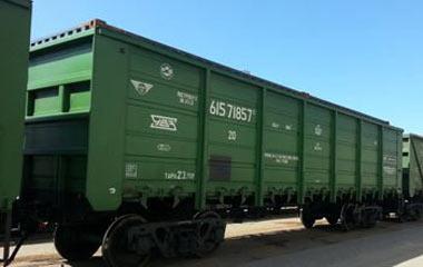 Тагильские вагоны отправились в Иран