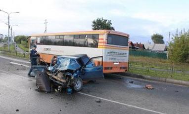 На Старой Гальянке в ДТП погибла женщина-пассажир