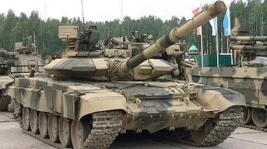 Танки Т-90 производства УВЗ могут отправиться во Вьетнам