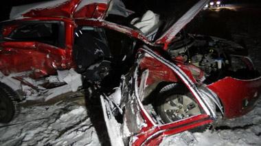 В Екатеринбурге пять человек пострадали в ДТП с участием пассажирской