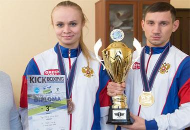 Тагильские кикбоксеры привезли медали с чемпионата Европы