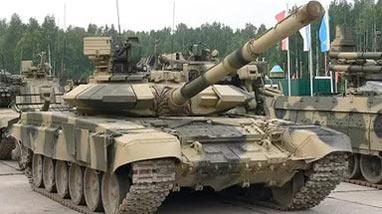 Индия может купить танки Т-90 производства УВЗ на 2 млрд долларов