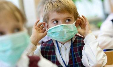 В Свердловской области началась эпидемия ОРВИ