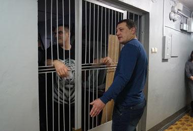 В Нижнем Тагиле сотрудники ГУФСИН учились освобождать заложников