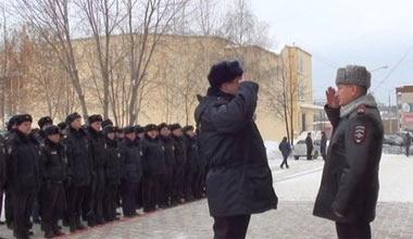 Полицейские Нижнего Тагила будут нести службу в усиленном режиме в новогодние праздники