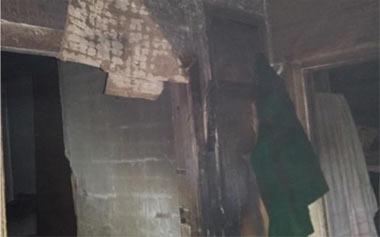 Две женщины погибли во время пожара в жилом доме