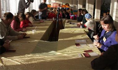 Студия книжного дизайна откроется в Центральной библиотеке