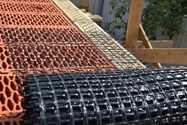 Особенности и достоинства применения базальтовых сеток