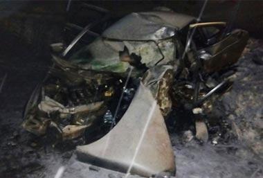 В ДТП под Ревдой погибли три человека