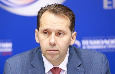 Александр Потапов пришёл на смену Олегу Сиенко