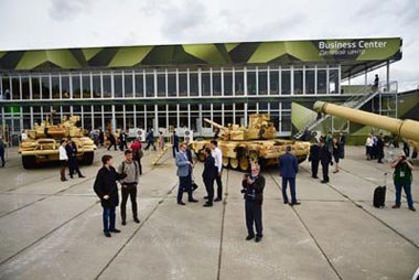 Нижний Тагил потерял знаменитую выставку вооружений