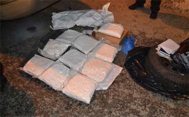 36 лет колонии на двоих получила семейная пара из Нижнего Тагила за продажу наркотиков
