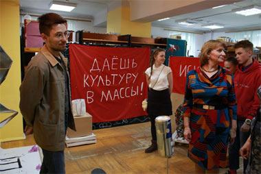 В центральной библиотеке Нижнего Тагила открылись сразу три выставки