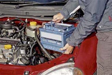 Житель Вагонки задержан за кражи аккумуляторов с парковки