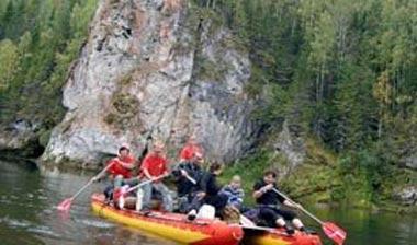 На деньги областного бюджета оборудуют площадки для туристов на Чусовой