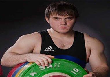 Тагильчанин Егор Климонов стал вторым в толчке на чемпионате Европы по тяжелой атлетике