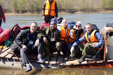 Открытие сплава по Чусовой пройдёт 7 мая в Усть-Утке
