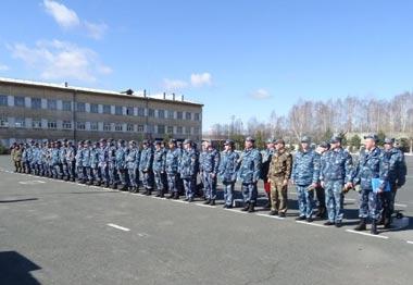 Самый меткий офицер ГУФСИН области живет в Нижнем Тагиле
