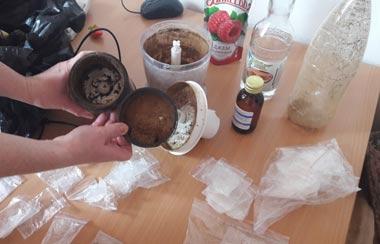 Житель Тагилстроя открыл прибыльный бизнес по продаже наркотиков, но был задержан