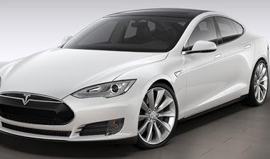 Продажи электромобилей растут