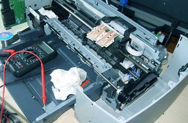 Важность профилактики принтеров и МФУ