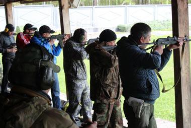 Сборная Нижнего Тагила выиграла областное первенство по стрельбе среди полицейских