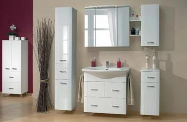 Где лучше купить мебель для ванной?