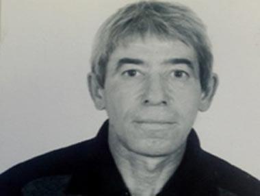 Пропал Виктор Рыбаков - житель посёлка Висимо-Уткинск