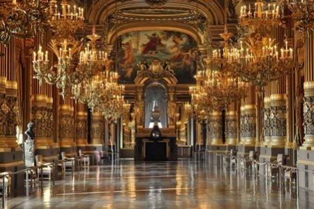 Мировое искусство Парижа: экскурсия в оперу Гарнье