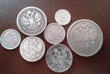 В России растёт спрос на монеты из ценных металлов