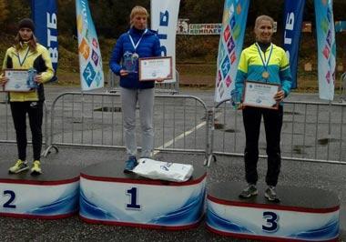 Тагильчанка выиграла всероссийские соревнования по служебному биатлону