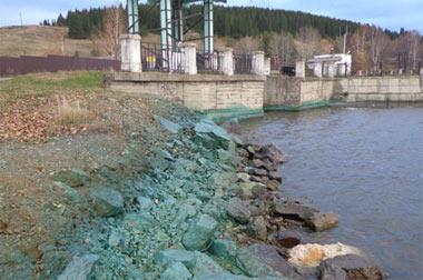 В 2018 году пройдёт капитальный ремонт Черноисточинского гидроузла