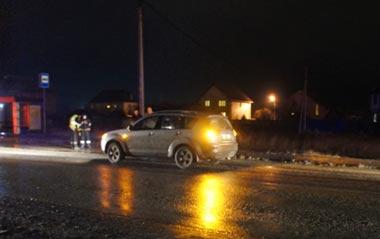 Кроссовер сбил 10-летнюю девочку в Горбуново