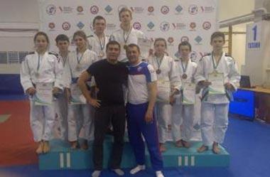Юные дзюдоисты Нижнего Тагила завоевали 11 медалей на первенстве области
