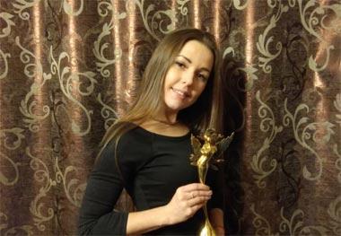 Тагильчанка Ольга Финодеева отправилась в Москву на финал конкурса