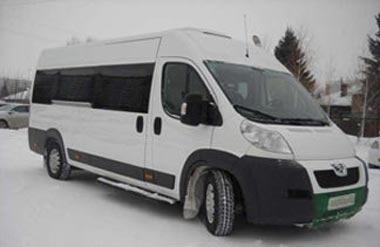 Стоимость проезда в маршрутках повышается до 20 рублей с 4 декабря