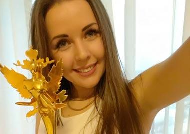 Тагильчанка стала первой вице-мисс на конкурсе