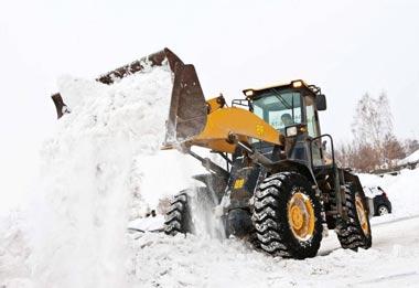 Дорожные службы Тагила готовы к снегопадам