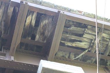 Ремонт моста на Циолковского затянется на полтора года