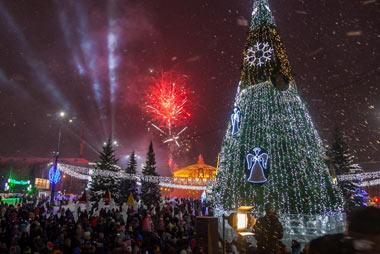 Полицейские обеспечат безопасность тагильчан в новогодние праздники