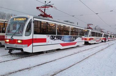 В новогоднюю ночь тагильчане смогут добраться до дома на трамваях