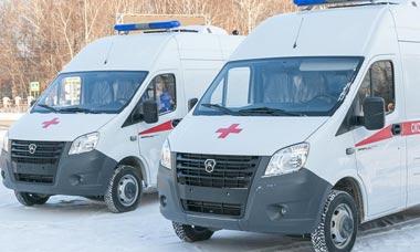 Новый реанимобиль пополнил автопарк станции скорой помощи Нижнего Тагила