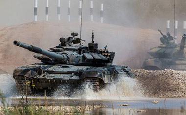 Минобороны купит у УВЗ около 200 танков в 2018 году