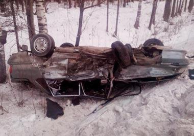 ДТП в районе Старателя: пострадали три человека