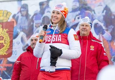 Михалина Лысова будет представлять Нижний Тагил на Паралимпийских играх в Южной Корее