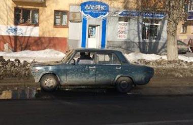На Вагонке водитель ВАЗ-07 сбил девушку-пешехода