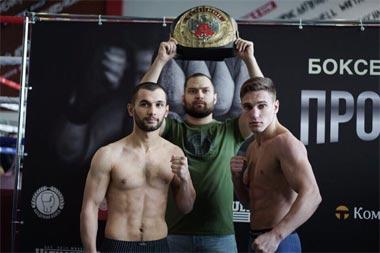 Тагильчанин Никита Кузнецов завоевал титул чемпиона страны по боксу