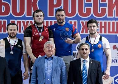 Тагильчанин Егор Климонов выиграл Кубок России по тяжелой атлетике