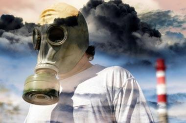 Выброс сернистого газа был зафиксирован в минувшую пятницу в Нижнем Тагиле
