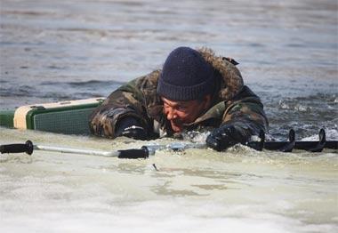 Найдено тело пропавшего на Тагильском пруду рыбака